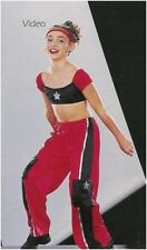 BLAST OFF Hip Hop Dance Costume Cargo Pant Extra Large AXL CLEARANCE