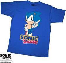 SONIC the HEDGEHOG T-Shirt Tee FS Blue-Vintage (YOUTH)