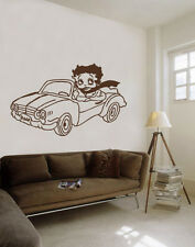 Betty Boop Wall Art Decal Sticker 14