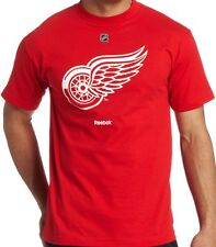 DETROIT REDWINGS MEN'S PRIMARY LOGO TEE SHIRT