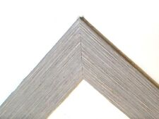 """1.5"""" Wide Rustic Gray Barnwood Picture Frame-standard size & custom made"""