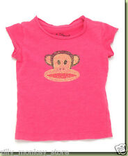 Paul Frank Julius Dazzling Baby Girl Tee Shirt Top