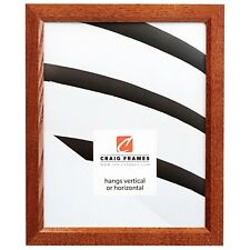 Craig Frames Various Brown Wood Traditional Picture Frame Poster Frame (8261610)