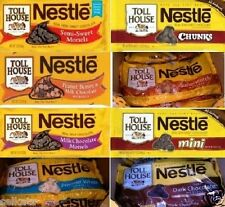 Nestle Toll House Baking Chips Morsels or Delightfuls ~ Pick One