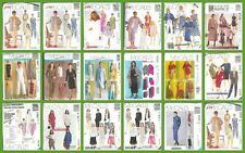 OOP McCalls Dress Wardrobe Separates Sewing Pattern Misses Plus Size Full Figure