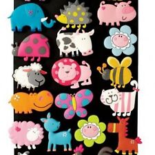 Cute Novelty Funky Fridge Magnet Woodland Animal Critter Characters