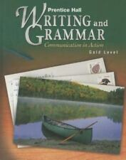 Prentice Hall Writing and Grammar: Communication in Action (Gold, Grade 9; Stude