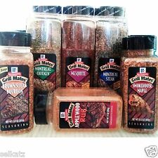 McCormick Grill Mates Seasoning Spice Blends Meat Poultry Fish ~ Pick One