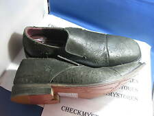 NWT$179  NEW BEN SHERMAN BLACK AGRA OSS   MENS  DRESS CASUAL SHOES SZ 13
