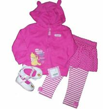 SHIRT PANTS 2 3 5 PIECE SET OUTFIT SHOES COMPLETE INFANTS KIDS BABY GIRLS BOYS