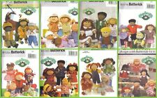Cabbage Patch Doll Clothes Pattern Butterick Sewing Pattern CBK Kids OOP
