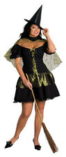 Rubies Secret Wishes WICKED WITCH Wizard Of OZ Ladies Plus Size Adult Costume