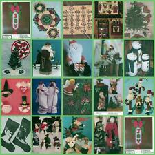 Christmas Holiday Decoration Xmas Craft Pattern Your Choice