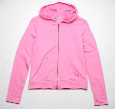 BEJEWELED BY SUSAN FIXEL EMBLEM HOODY (PINKY)