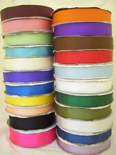 Grosgrain Ribbon 3mm 6mm 10mm 16mm 19mm 25mm 38mm Many Colours