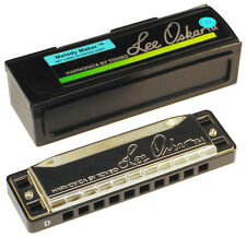 Lee Oskar MELODY MAKER Harmonica -Key Choice- Melodies in 2nd Position! SEE DEMO