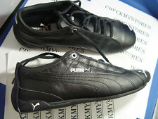 NIB PUMA REPLI CAT II US MEN'S ATHLETIC SHOES 301845 17  BLACK/BLACK/WHITE CHOSE