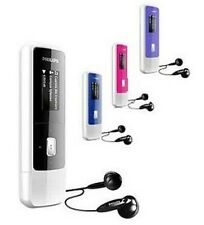 Philips GoGear Mix 4GB MP3 Player SA3MXX04 (4 Colors)