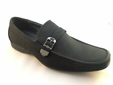 New Mens Black Casual Formal Slip On Shoes Loafers Size 6 7 8 9 10 11