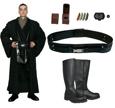 SPECIAL OFFER Star Wars Anakin Sith Costume Set - SITH ROBE/TUNIC/BELT/BOOTS