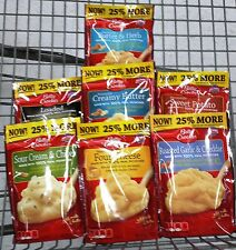 Betty Crocker Instant 100% Real Mashed Potatoes ~ Pick One