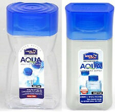 Lock & Lock Mini Water Bottle With Cup & Lid For Lunch Box 300ml / 400ml