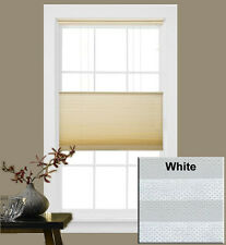 Top Down Bottom Up Cellular Shade - White - Free Shipping