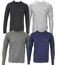BNWT Mens Duck And Cover Russell Long-Sleeved Top, Sizes S M L XL XXL XXXL