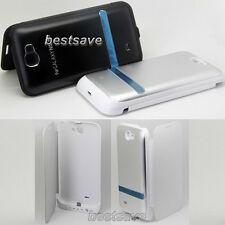4200mAh Backup Battery Charger Case Cover For Samsung Galaxy Note 2 N7100 B0152