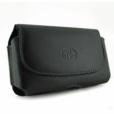 New Premium Black Holder Case Cover Pouch Side Clip for T-Mobile Phones