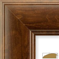 Picture Frame Poster Frame 3 Inch Canadian Walnut  Composite Wall Decor( 80031)
