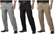 NEW MEN'S DOCKERS D3 CLASSIC KHAKI CLASSIC FIT FLAT FRONT! VARIETY $58 942680007