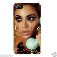Beyonce Knowles colour iphone 5 hard back case skins cover for i phone singer