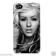 Christina Aguilera iphone 5 hard back case cover for i phone Nude, Lips, Dirty