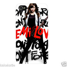 Demi Lovato iphone 5 hard back case cover for i phone 5 singer song-writer