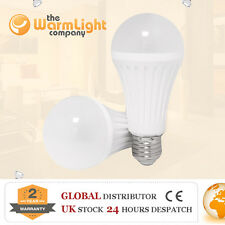 E27 Edison Screw ES 3W 6W 9W 12W 15W LED Light Bulb/Globe/Spotlight/Downlight UK