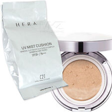 HERA UV Mist Cushion Refill 15g + Free Samples Amore Pacific Korean Cosmetics