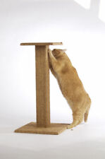 "NATURAL SISAL  CAT SCRATCHING POST 30"" W PERCH SANTIAGO"