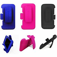 Swivel Belt Clip Holster Stand for Samsung Galaxy S III 3 Otterbox Commuter Case