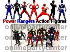 Power Rangers SPD Ninja Storm Dino Thunder Time Wild Force Action Figures