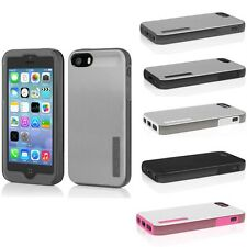 Incipio DualPro Shine Hard Shell Case w/ Silicone Core For New iPhone 5S 5 5G