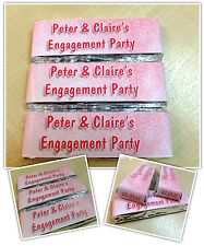 Personalised KitKat Chocolate Wedding Party Favours - Wrappers or Pre-made! N5