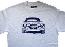 FORD Escort RS2000 RS 2000 RS1600 Mark 1 MkI MK1 T Shirt T-shirt - ALL OPTIONS