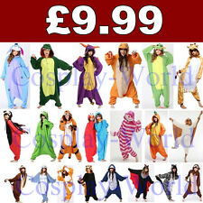 Adult Pyjamas All In One Sleepsuit Romper Onsie Animal Onesie Kigurumi Pajamas