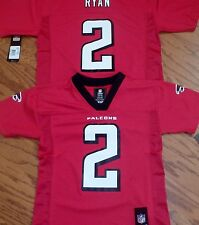 Atlanta Falcons Matt Ryan Youth Replica NFL Team Apparel Jersey NWT