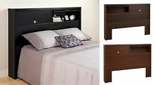Series 9 Designer Bedroom 2 Door Full / Queen Size Headboard - NEW