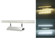 5W 21 LEDs Bathroom Mirror Front Lighting 500Lm Wall Lamp Fixture with Switch