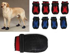 X-Treme Weather Boots Dog Wear, Booties Extreme Paw Protection Snow Ruff Hiking