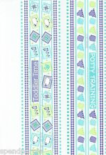 Pregnancy Baby Toddler SRM Border Stickers Scrapbooking Many to Choose from