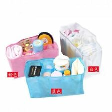 3 Colors Hot Baby Diaper Nappy Storage Travel Bag Tote Portable Organizer Liner